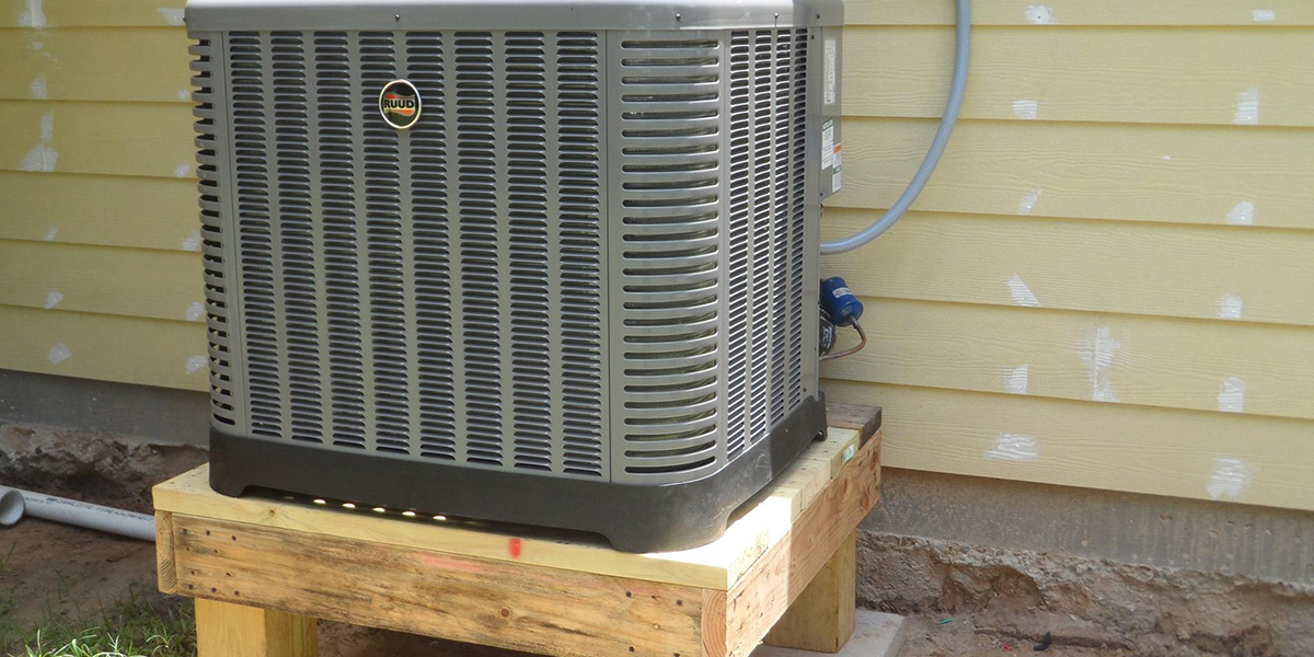 Palacios Installed AC Equipment and Replacement Outdoor Units